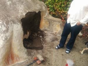 Mud Oven Rain Damage 3