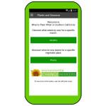 VegGarden365 smartphone app