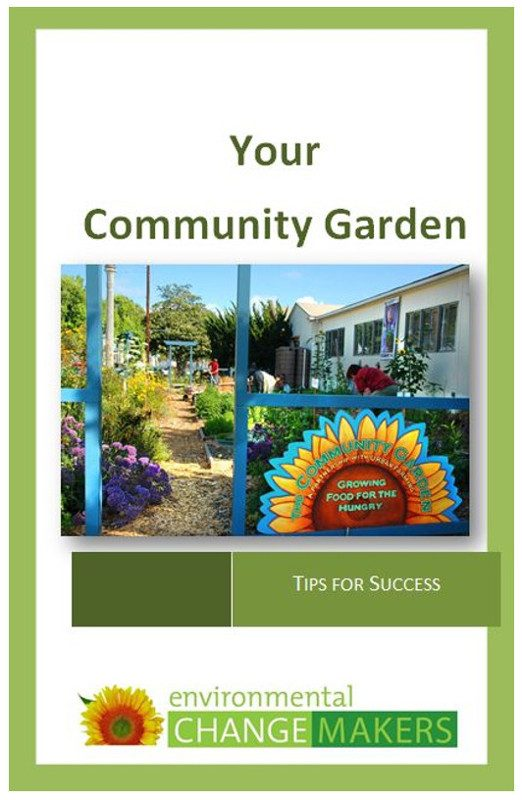 Your Community Garden: Tips for Success