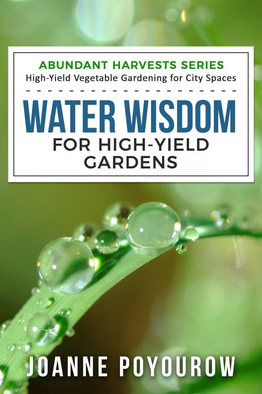 Water Wisdom for High-Yield Gardens