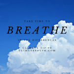 Breathe in the gap (ClimateSolvr #9)