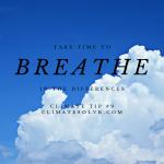Breathe in the gap (ClimateSolvr #9)